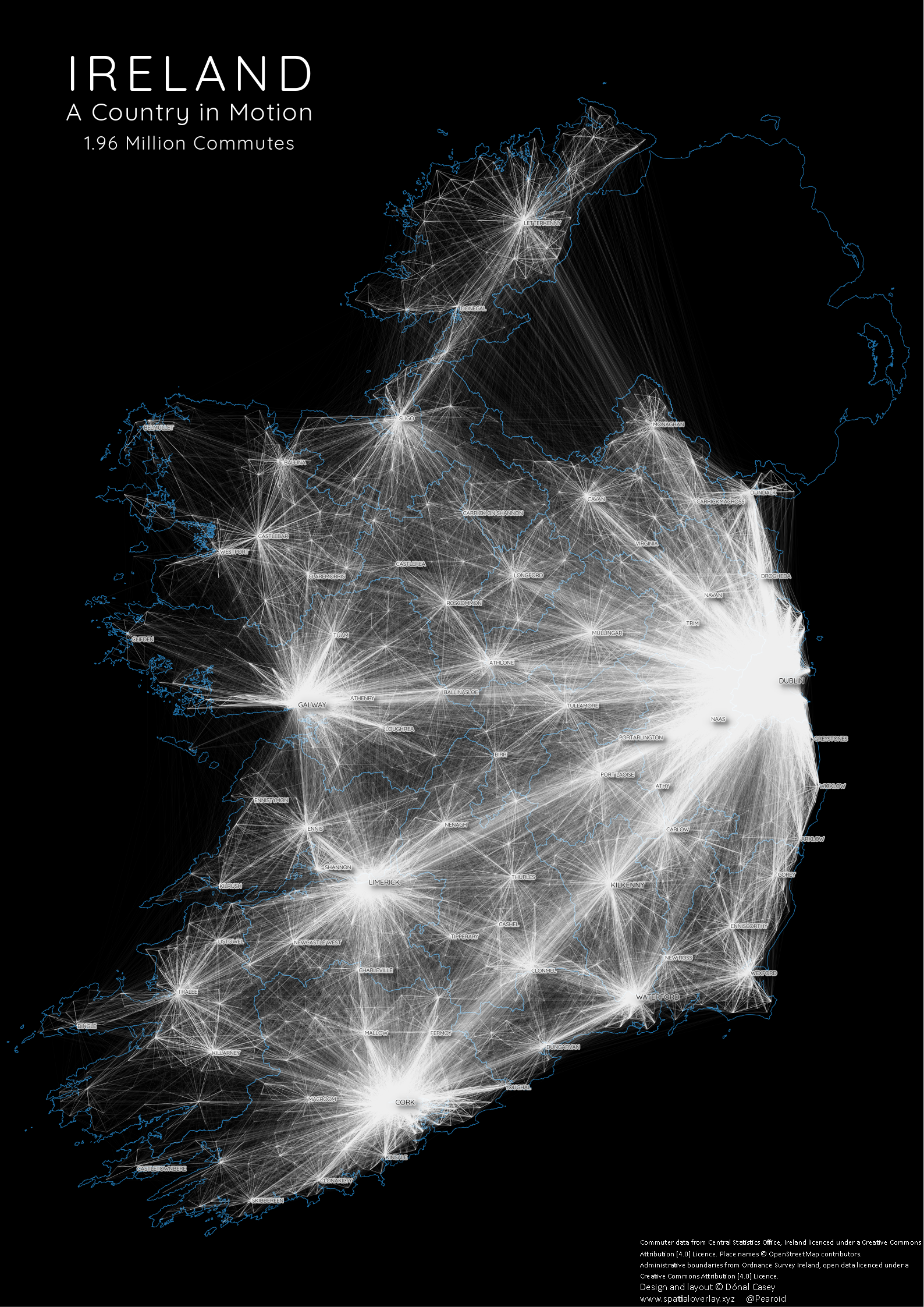 Ireland-A Country in Motion